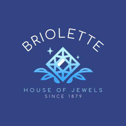 Logo Maker For a Trendy Jewelry House 2189e