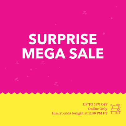 Simple Coupon Creator for a Special Sale 1032e