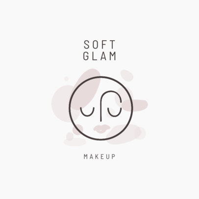 Logo Generator for a Trendy Makeup Brand 2212d