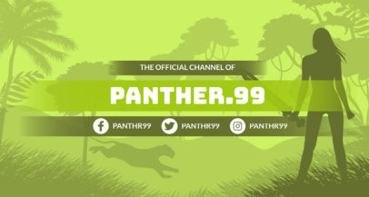 Twitch Banner Maker for Adventure Gamers 1460f