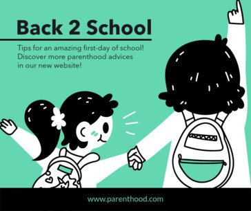 Back To School Facebook Cover Maker 653f