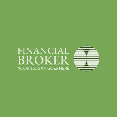 Online Logo Generator for Financial Brokers