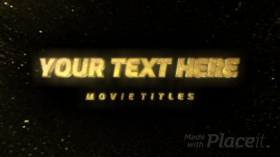 Movie-Like Intro Maker for a Logo Reveal 1691