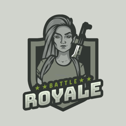 Battle Royale Logo Templates!