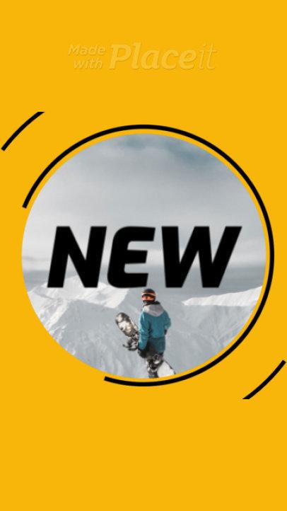 Instagram Story Video Maker for New Deals 1743