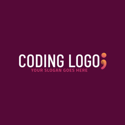 Abstract Logo Creator for Developers 2374a