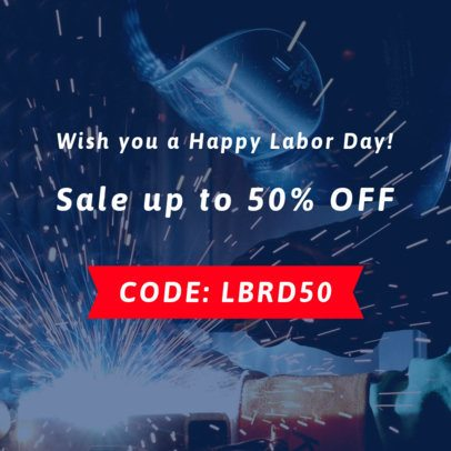 Banner Maker with a Labor Day Coupon Sale 753j-1692