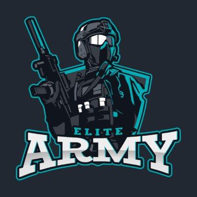 Team Logo Maker for an Anti-Terrorism Video Game 2449ee