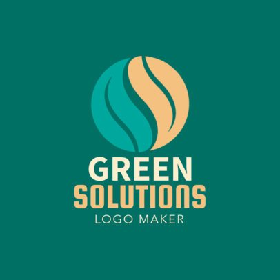 Logo Template for Environment-Concerned Companies 1255g--2461