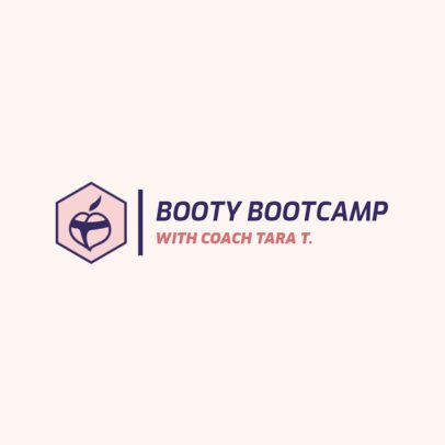 Online Logo Maker for Fitness Boot Camps 2458a