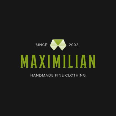Clothing Logo Maker | Online Logo Maker | Placeit