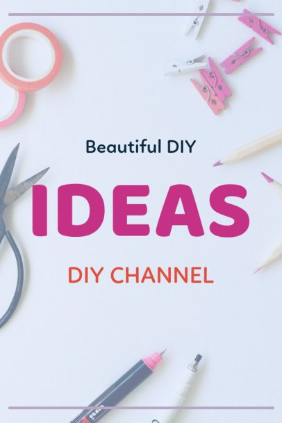 Pinterest Pin Maker for a DIY Channel 1121c--1762