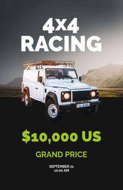 Online Flyer Maker for Racing Cars 277c--1762