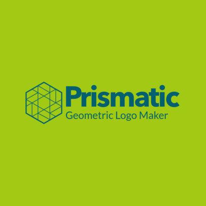 Logo Maker with a Geometric Hexagonal Graphic 1531i 2512