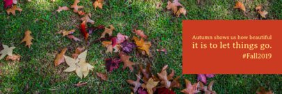 Twitter Header Creator inspired in Autumn 1089h-1769
