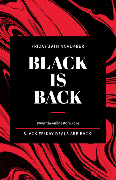 Black Friday Flyer Generator for Limited-Time Special Deals 238i 1785c