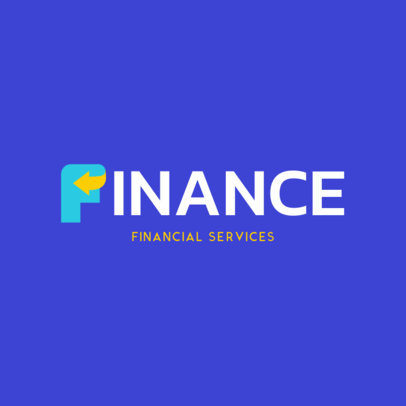 Modern Financial Services Logo Maker