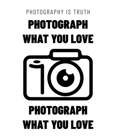 T-Shirt Design Generator for Photography Enthusiasts 1808b