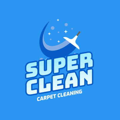 Logo Maker for a Carpet Cleaning Company 2549b
