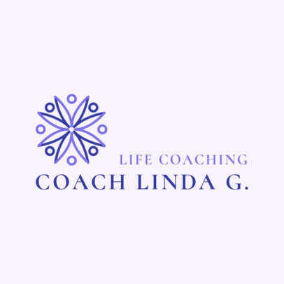 Logo Generator for a Professional Life Coach 2552f