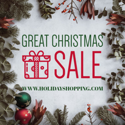 Cool Facebook Post Maker for a Great Xmas Sale 564u 1835