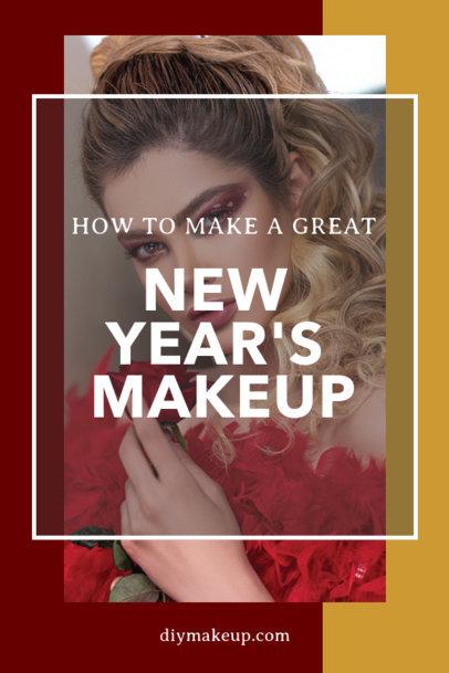 Pinterest Pin Maker for New Year's Make Up Ideas 1123g - 1862