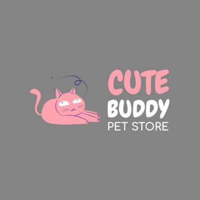 Funny Logo Maker for a Pet Store 2582b
