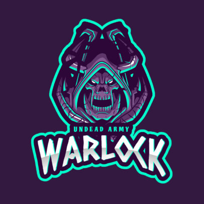 Logo Templates in the Style of Warcraft