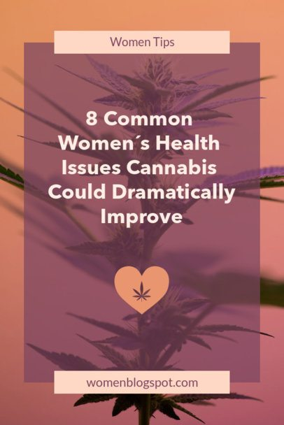 Pinterest Pin Template for a Healthy Cannabis Tips Post 659o - 1894