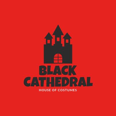 Online Logo Maker for a Costume Rental Shop 1320f-15-el