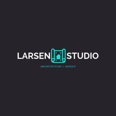 Logo Maker for an Architecture Studio 1419f 44-el