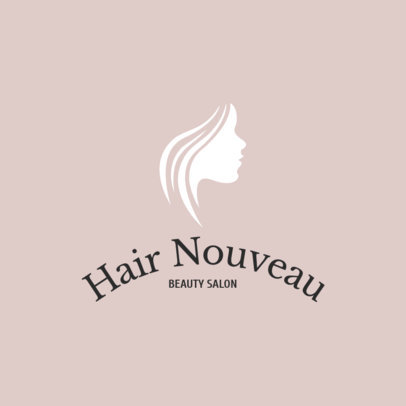 Online Logo Maker for a Beauty Salon 1153g 31-el