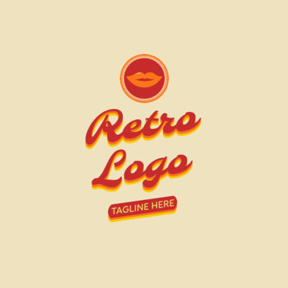 Online Logo Maker with a Retro Style 2627