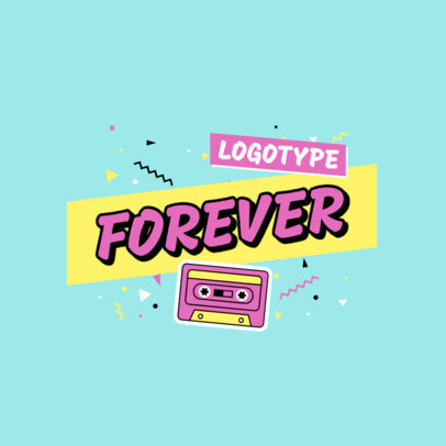 Logo Maker with a Retro Aesthetic 2628
