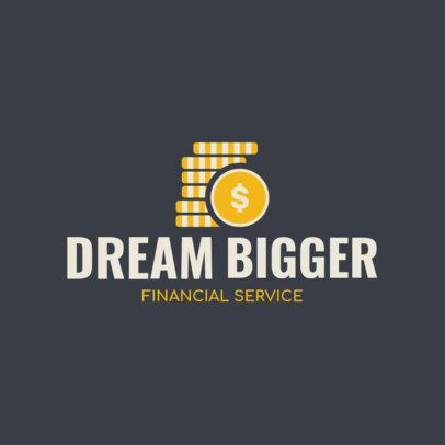Online Logo Maker for Financial Services Companies 1203e 23-el