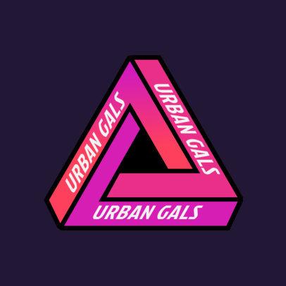 Logo Generator for a Skater Girls Clothing Brand 2649c