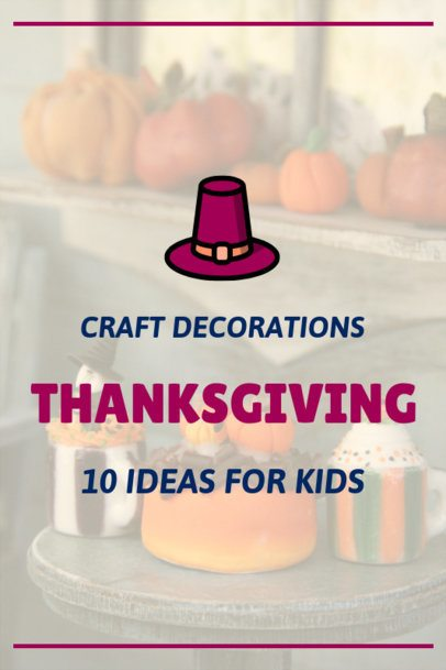 Pinterest Pin Maker for a Thanksgiving Decorations Ideas List 1768fg 134-el