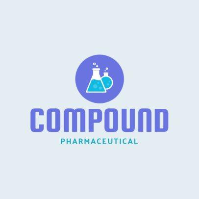 Simple Logo Maker for Pharmaceutical Firms 1172h 75-el