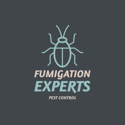 Pest Control Services Logo Template 1254e 171-el