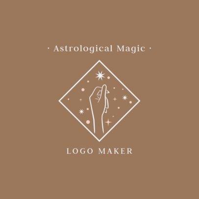 Astrological Logo Template 2662j