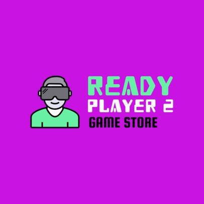 Logo Maker for a Gaming Store 1289i-179-el