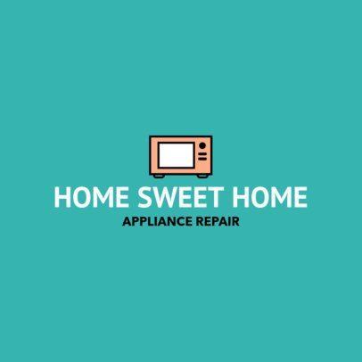 Logo Maker for a Home Appliances Repairer 1431g-143-el