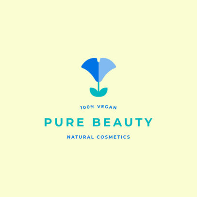 Logo Template for Organic Beauty Products 2213i 2697