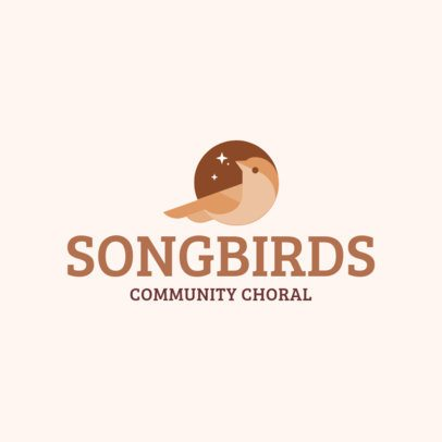 Online Logo Maker for a Community Choir 1308i 271-el