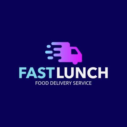 Logo Creator for a Food Delivery Service 1030g 186-el