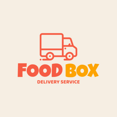 Logo Generator for Food Delivery Companies 1030h 288-el
