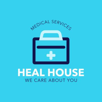 Online Logo Maker for a Medical Services Company 247-el