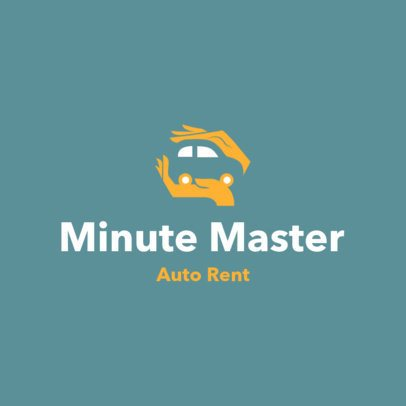 Online Logo Maker for Car Rental Companies 2774c