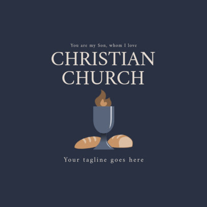 Online Logo Maker with Christian Symbols  2781