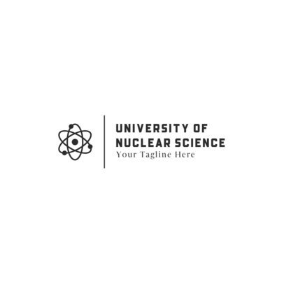 Logo Generator for a Nuclear Science University